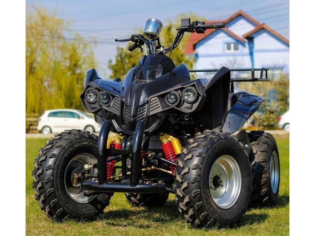 ATV NITRO AKP WARRIOR  M10, 2021,  MANUAL