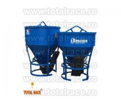Cupe de beton productie Italia Total Race