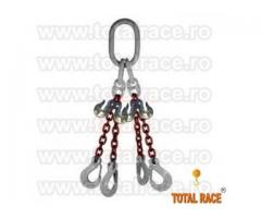 Sisteme ridicare  lanturi grad 100 cu 4 brate Total Race