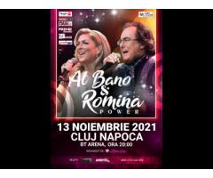 Concert Albano & Romina Power