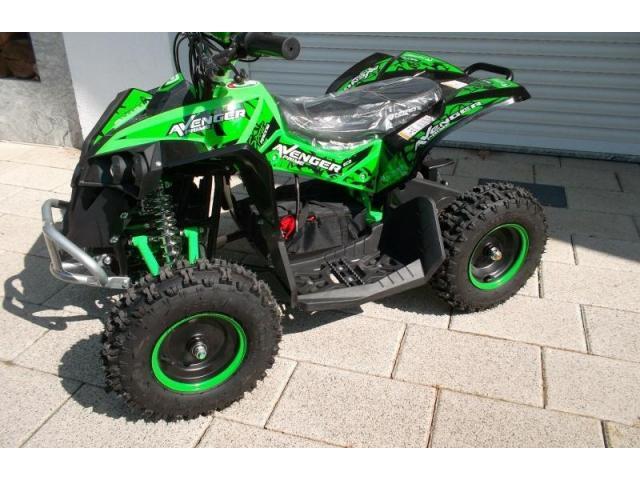 ATV Avenger OffRoad Deluxe E-Start
