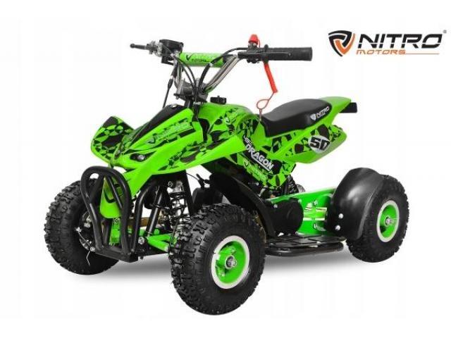 ATV Nitro Torino Deluxe Pull-Start