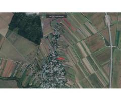Teren agricol 4,600 mp, Bara, Balta Doamnei