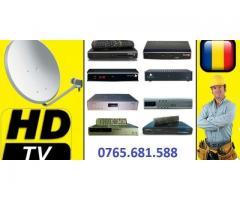 Antene Satelit, Service & Instalari 0765681588 Antena Satelit Bucuresti